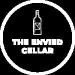 The Envied Cellar Logo white